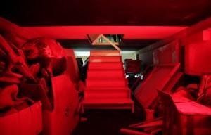treppe unten extraktion
